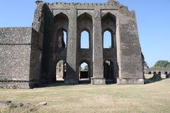 Историческая архитектура, магазин shah gada стоковое фото
