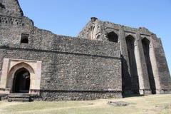 Историческая архитектура, магазин shah gada стоковые изображения rf