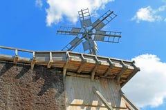 Историческая башня градации в Ciechocinek, Польше Стоковые Изображения RF