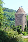 Историческая башня Стоковое фото RF