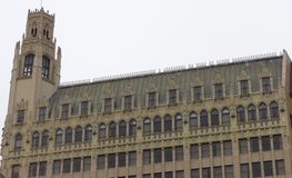 Историческая гостиница Эмили Моргана стоковые фотографии rf