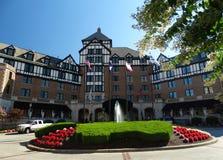 Историческая гостиница Roanoke и конференц-центр Стоковые Фото