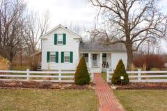 историческая дом старая стоковое изображение