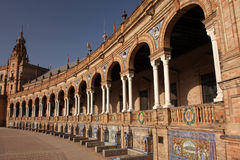 историческая Испания Стоковые Изображения RF
