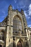 Историческая каменная церковь Стоковое фото RF