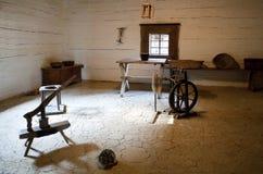 Историческая мастерская shoemaker Стоковое Изображение