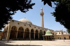 Историческая мечеть правосудия в Халебе стоковые изображения