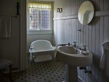 Историческая домашняя ванная комната Стоковое Изображение RF