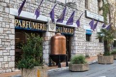 Историческая парфюмерия Galimard Стоковое Фото