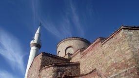 Историческая религиозная структура Стоковая Фотография