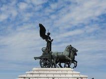 Историческая скульптура в Италии Стоковые Фото