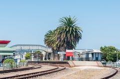 Историческая станция в Knysna Стоковое Изображение