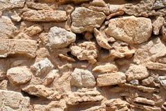 историческая стена Стоковая Фотография RF