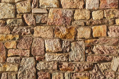 историческая стена Стоковые Фото