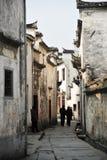 историческая улица Стоковое Изображение RF