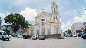 Историческая церковь PB Бразилии Joao Pessoa