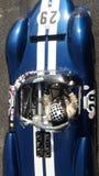 Исторические автогонки спорт Стоковое Изображение