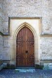 Исторические двери Стоковое Изображение