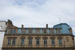 Исторические здания арен Punta стоковая фотография rf