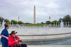 Исторические памятники Вашингтона стоковая фотография rf