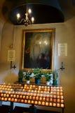 Исторические церков в Линце, Австрии стоковая фотография rf