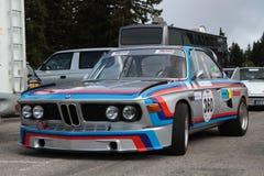Исторический автомобиль конкуренции vehicule Стоковая Фотография