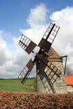 исторический ветер стана Стоковые Изображения