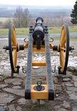 Исторический воинский карамболь стоковое изображение rf
