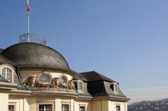 Исторический дворец знатности Стоковые Фотографии RF