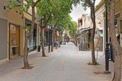 Исторический город Chania Стоковая Фотография RF