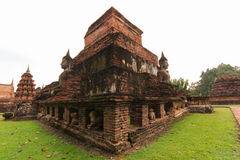 Исторический город Sukhothai Стоковые Изображения