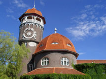 исторический дворец Стоковая Фотография
