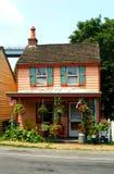 исторический дом Стоковые Изображения