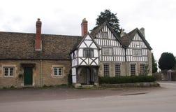 исторический дом Стоковое Фото