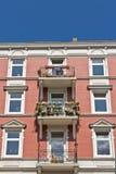 Исторический жилой дом Стоковые Изображения