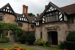 Исторический загородный дом Англия Стоковые Изображения RF