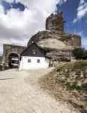 Исторический замок в Bolkow, Польше Стоковое Фото