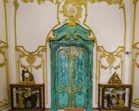 Исторический замок - замок Chapultepec Стоковые Фотографии RF