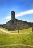 Исторический замок Стоковое Фото
