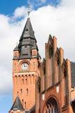 Исторический здание муниципалитет старого городка Берлина-Köpenick Стоковая Фотография