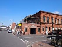 Исторический квартал украшений в Бирмингеме, Англии Стоковое фото RF