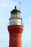 Исторический маяк Mayport Флориды Стоковые Изображения