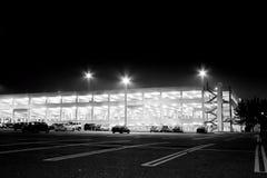 Исторический мол поля Рузвельт Стоковые Фото