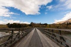 Исторический мост Стоковые Изображения