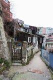 Исторический дом стиля Стоковая Фотография RF