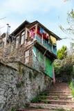 Исторический дом стиля Стоковое Фото