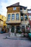 Исторический дом стиля Стоковое Изображение