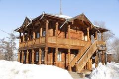 Исторический дом Стоковые Фотографии RF