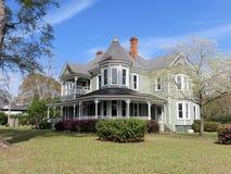 Исторический дом 2 Counrty Стоковое фото RF