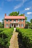 Исторический дом Sandusky стоковые фотографии rf